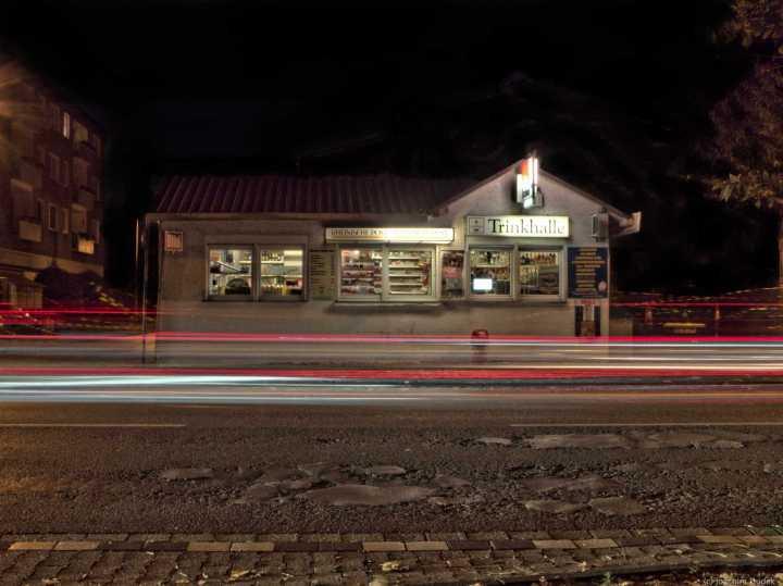 Trinkhalle - das Leben im Pott