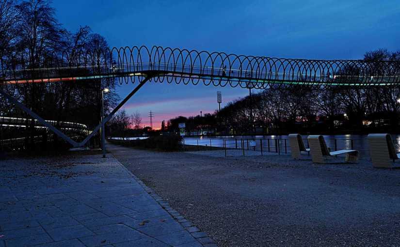 Rehberger-Brücke am Kaisergarten