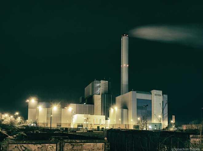 Oberhausen-Müllverbrennungsanlage