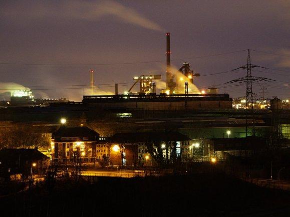 HKM - Hüttenwerke-Krupp-Mannesmann Duisburg