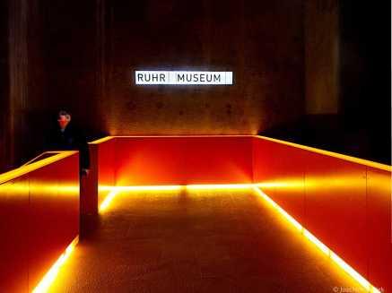 Zugang zum Ruhrmuseum