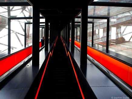 Aufgang zum Ruhrmuseum