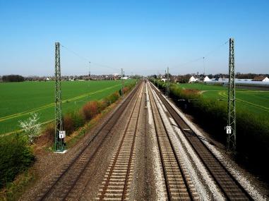 Bahnstrecke Düsseldorf - Duisburg
