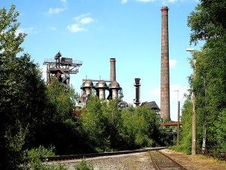 Landschaftspark Duisburg-Nord 1