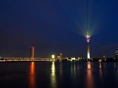 Rheinkomet Düsseldorf Funkturm