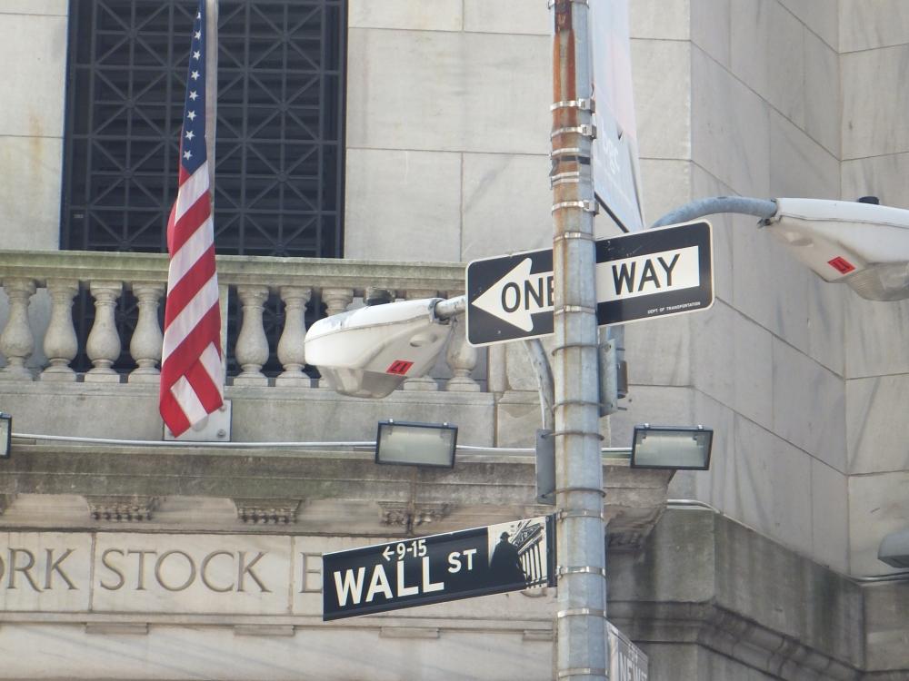 One Way Wallstreet