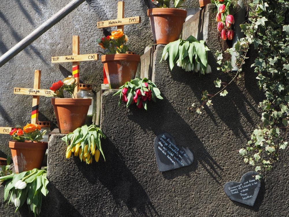 Gedenkstätte Loveparade