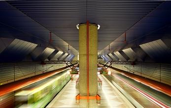 U-Bahnhof Duisburg HBF