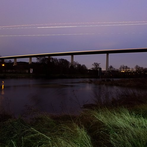 Ruhrtalbrücke Mülheim a.d. Ruhr