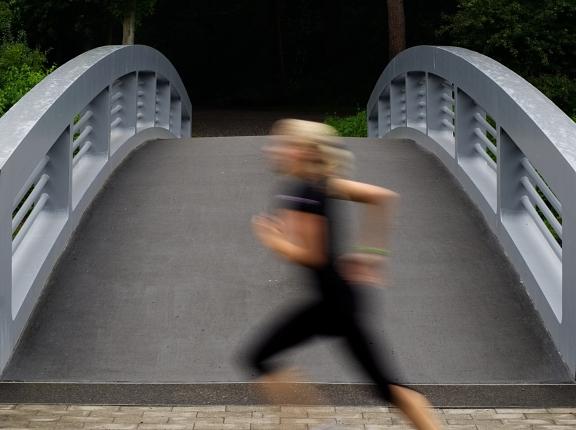 Laufen - bei jedem Wetter