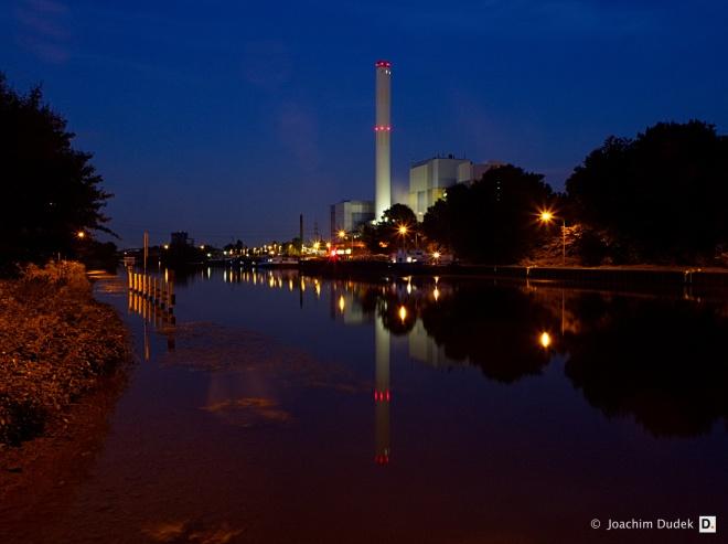 Müllverbrennungsanlage Oberhausen
