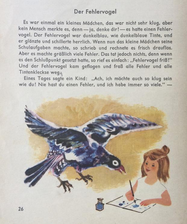 Der Fehlervogel