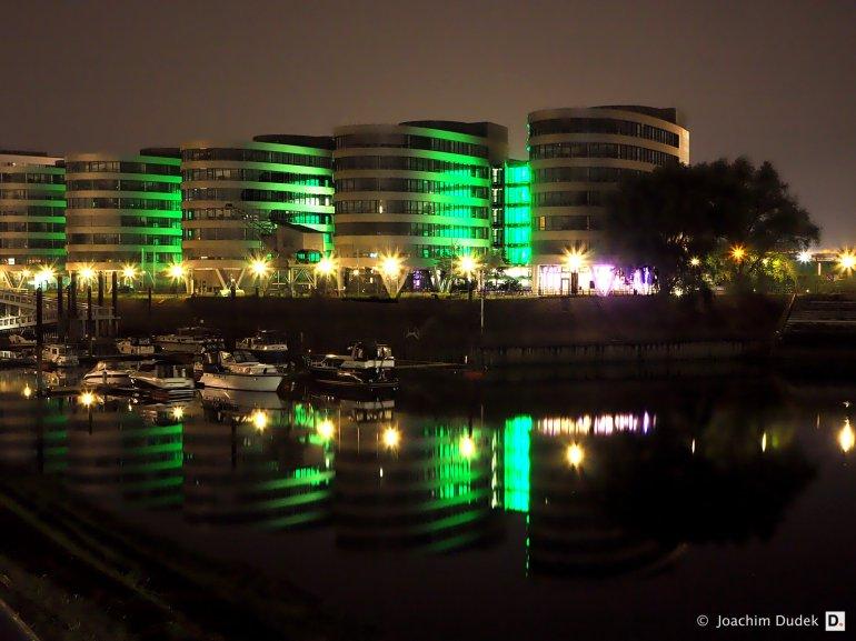 Fiveboad Innenhafen