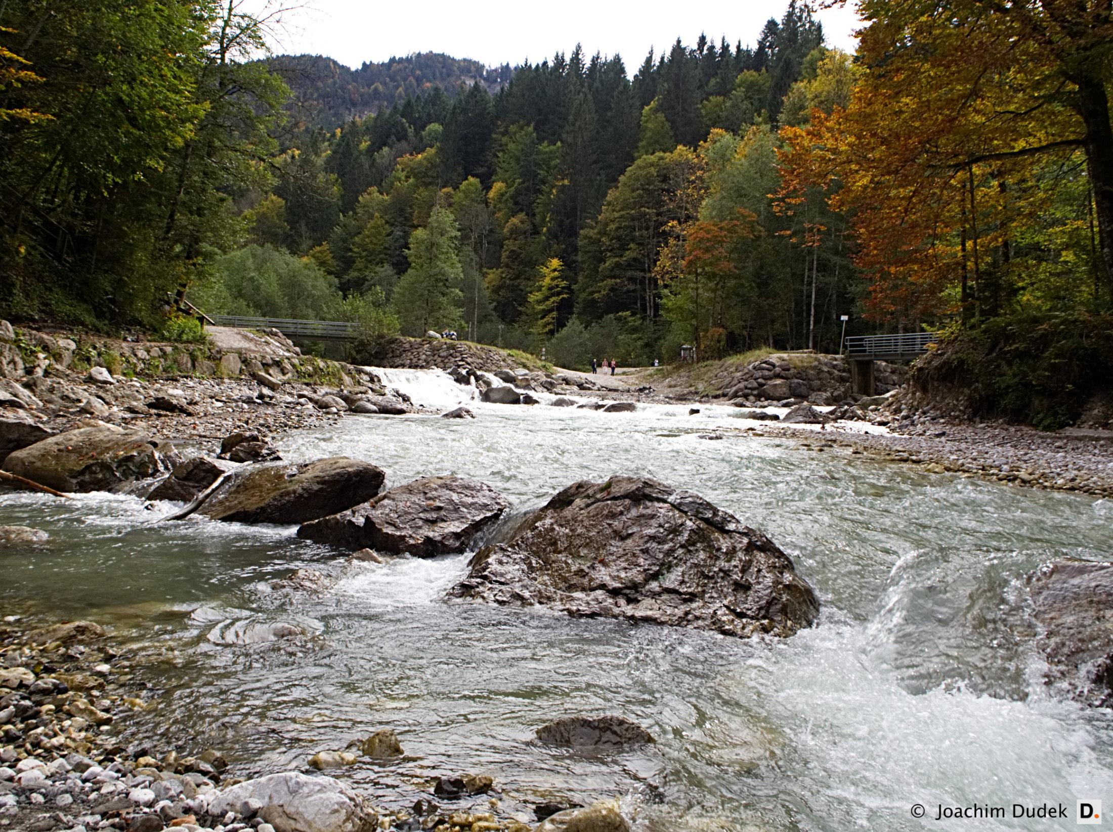 Partnach und Ferchenbach