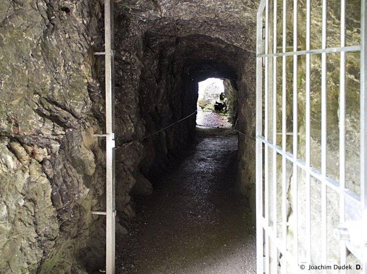 Eingang Partnachklamm