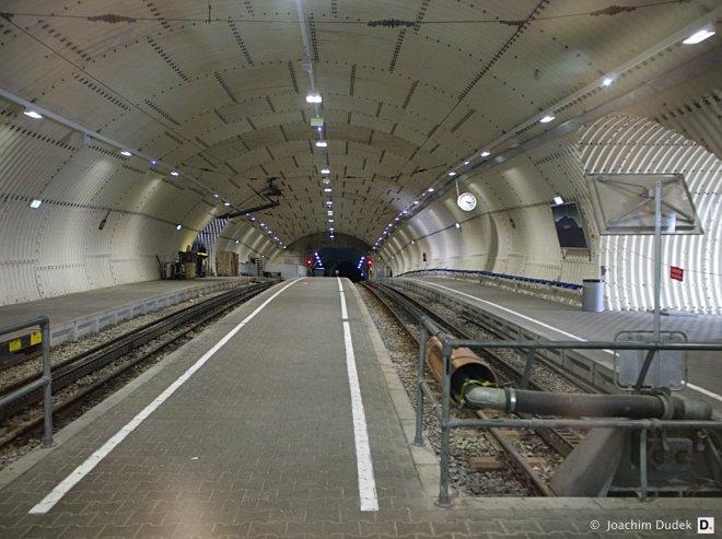 Bergstation der Zugspitzbahn