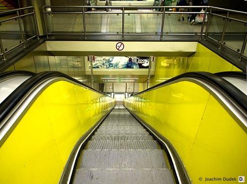 U-Bahnstation Duisburg-Königstraße
