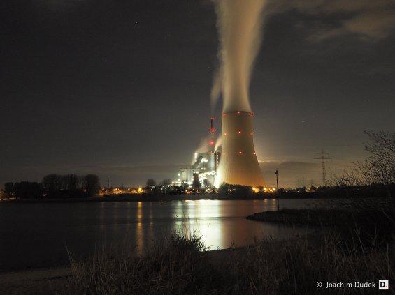 Kraftwerk Duisburg-Walum