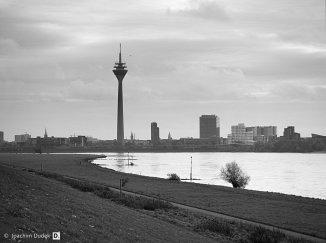 Panorama Düsseldorf