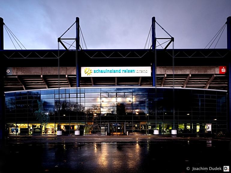 Schauinsland Reisen Arena