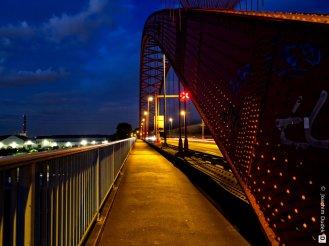 Rheinbrücke - Brücke der Solidarität