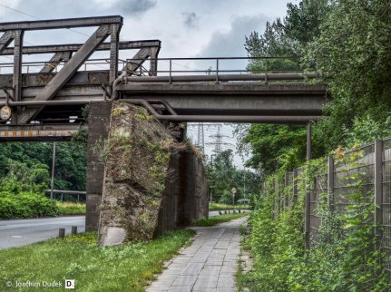 Brücke Bruckhausen