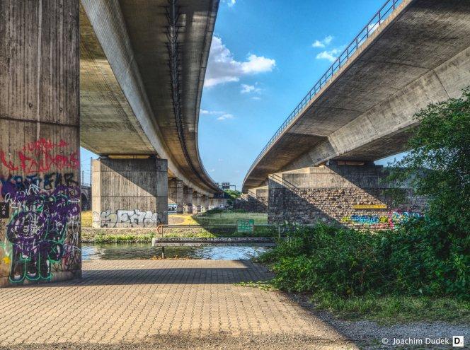 Autobahnbrücke Nr. 704