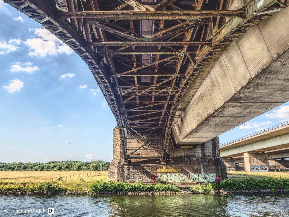 Brücke Nr. 703 Ruhr-km 5,683
