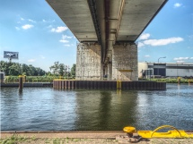 Berliner Brücke Nr. 302 a - Ruhr-km 1,040
