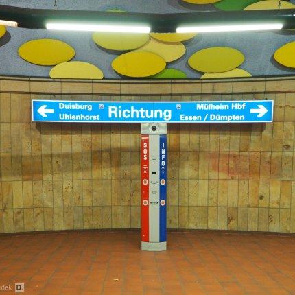 U-Bahn Mülheim-Broich