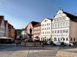 Eichstätt - Marktplatz