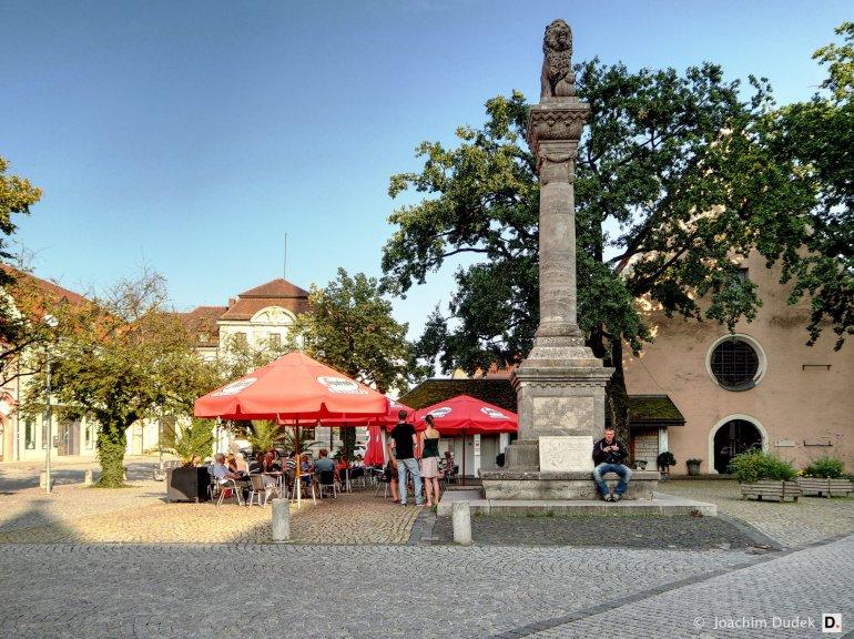 Eichstätt - Domplatz