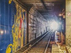 Licht am Ende des Tunnels