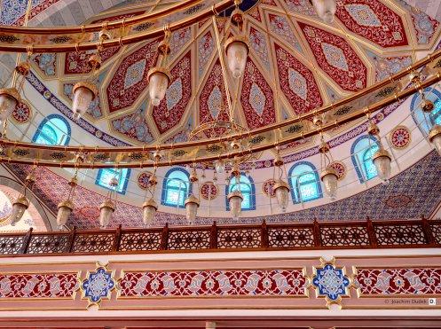 Merkez-Moschee Duisburg