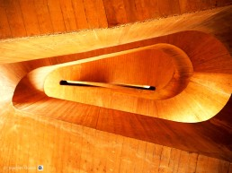 Küppersmühle - Treppenhaus