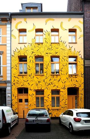 Bananenhaus