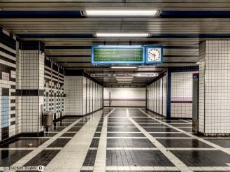 U-Bahntunnel