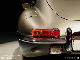 Jaguar E-Typ Coupè