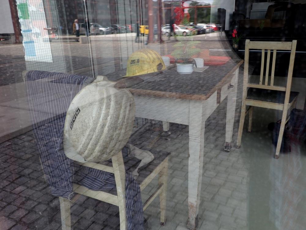 Kokerei Zollverein - Pause