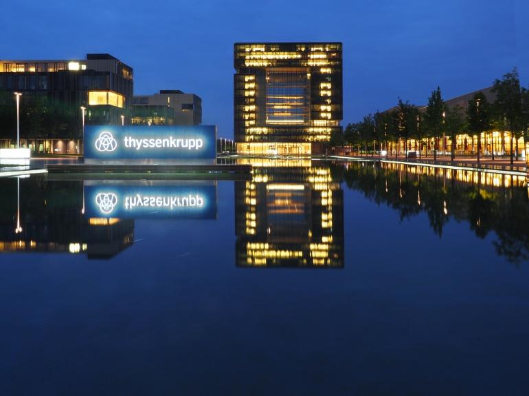 ThyssenKrupp Hauptverwaltung