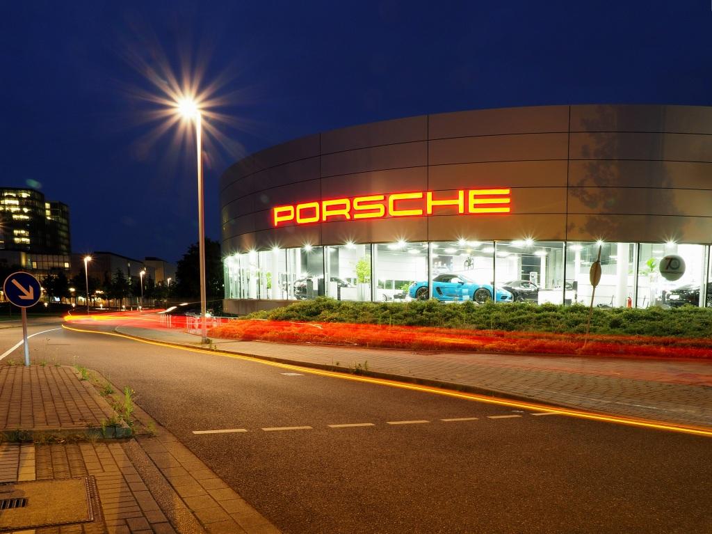 Porsche in Essen