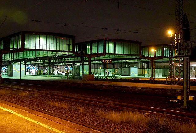 Hauptbahnhof Bahnsteige