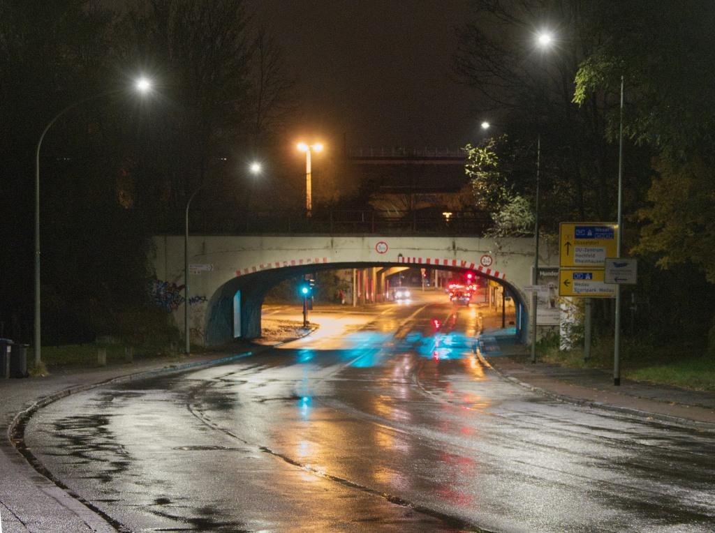 Eisenbahnbrücke am Grunewald
