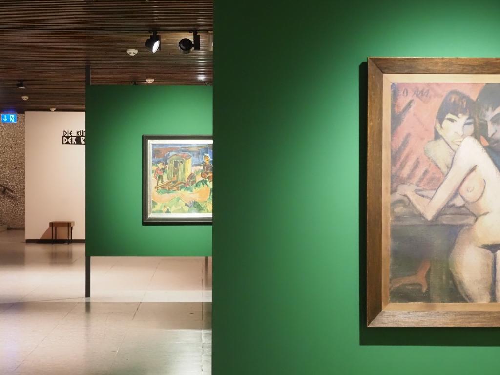 """Ausstellung """"Die Künstler der Brücke"""""""